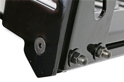 Deezee Custom Headache Rack Mesh Screen Aluminum