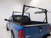 Invis-A-Rack Folding Ladder Rack - Black Powder Coated Aluminum - 500 lbs Folding Rack DZ951600