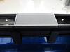 Invis-A-Rack Folding Ladder Rack - Black Powder Coated Aluminum - 500 lbs Over the Bed DZ951600 on 2008 Dodge Ram Pickup