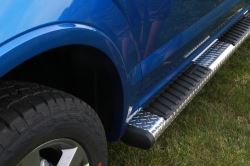 DeeZee 2013 GMC Sierra Nerf Bars - Running Boards
