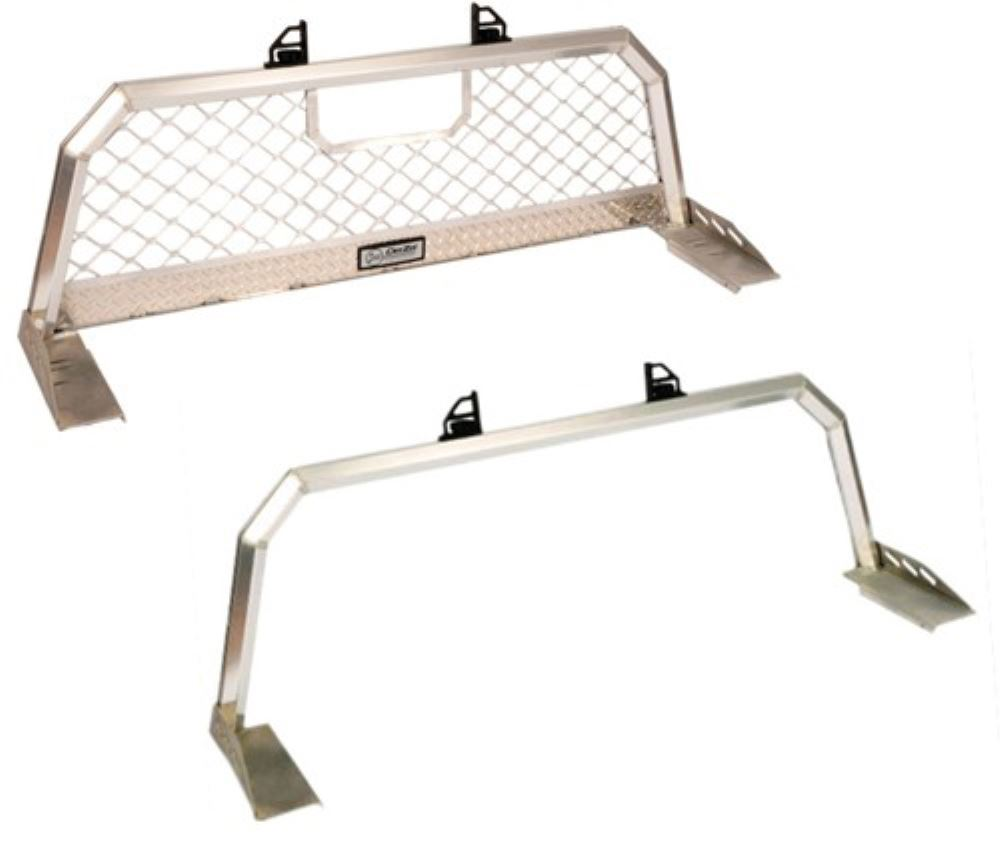 Deezee Custom Ladder Rack W Mesh Screen Headache Rack