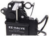"Valterra EZ Valve Electric Waste Valve for RV Black Water Tank - 3"" Diameter Single Waste Valve - Manual E1003VP"