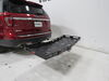 E98872 - 24 Inch Wide etrailer Flat Carrier on 2018 Ford Explorer