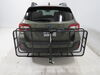 "24x60 etrailer.com Cargo Carrier for 2"" Hitches - Steel - Tilting - 500 lbs Fits 2 Inch Hitch E98874 on 2019 Subaru Outback Wagon"