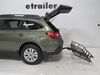etrailer Flat Carrier - E98874 on 2019 Subaru Outback Wagon