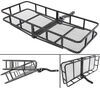 etrailer 24 Inch Wide Hitch Cargo Carrier - E98874