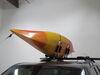 etrailer J-Style Kayak Carrier - Folding - Universal Mount Side Loading E98878