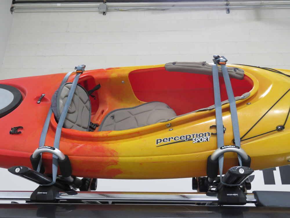 etrailer com J-Style Kayak Carrier - Folding - Universal