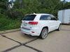 etrailer Custom Fit Hitch - E98901 on 2017 Jeep Grand Cherokee