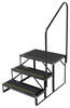 Stromberg Carlson 350 lbs RV and Camper Steps - EHS-102-R