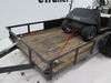 0  ratchet straps erickson trailer truck bed s-hooks re-tractable w/ push-button releases - 1 inch x 10' 400 lbs qty 4
