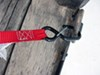 0  ratchet straps erickson trailer truck bed safety hooks ratcheting motorcycle tie-down w long - 1 inchx6' 400 lb qty 2