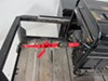 0  ratchet straps erickson trailer truck bed - 1 inch wide ratcheting motorcycle tie-down w long safety hooks inchx6' 400 lb qty 2