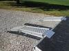 0  atv ramps erickson ramp set arched loading - tri-fold aluminum 72 inch long x 9 wide 1 000 lbs