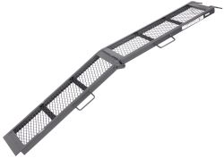 "Erickson Arched Loading Ramp - Center Fold - Steel - 80"" Long x 11"" Wide - 800 lbs"