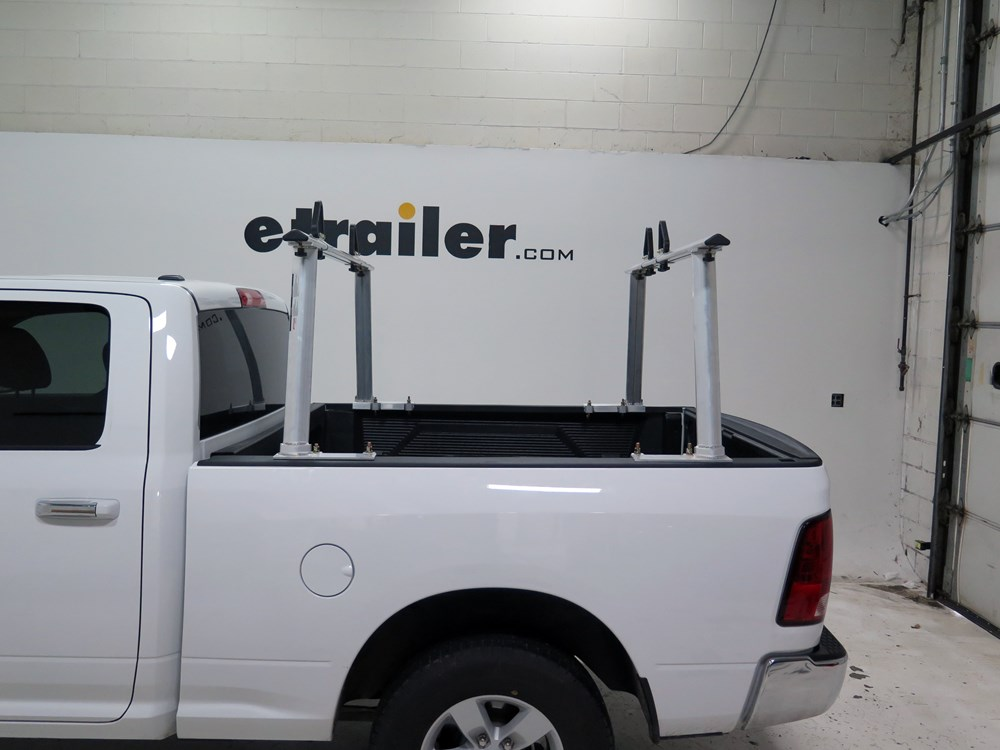 Erickson Truck Bed Ladder Rack W Load Stops Aluminum