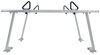 erickson ladder racks truck bed fixed rack w/ load stops - aluminum 800 lbs