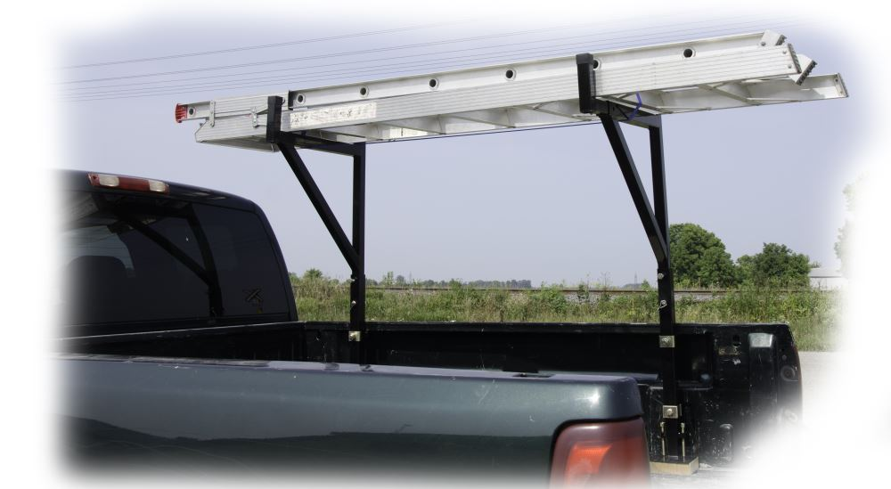 Erickson Truck Bed Ladder Rack Side Mount Steel 250