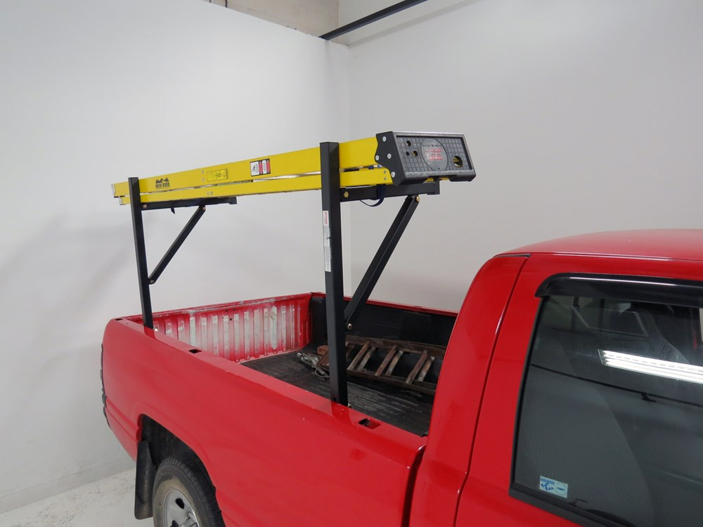 2016 nissan frontier erickson truck bed ladder rack side. Black Bedroom Furniture Sets. Home Design Ideas
