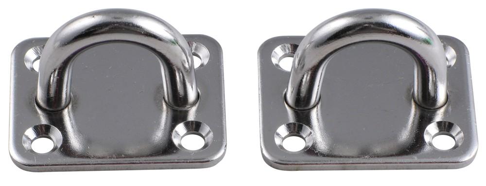 Compare Erickson Stainless vs Brophy D-Ring Tie   etrailer.com f331c9d96331