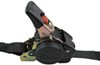 "Erickson Re-Tractable Ratchet Straps w/ Push Button Releases - 1"" x 10' - 400 lbs - Qty 2 6 - 10 Feet Long EM34415"