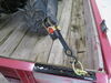 0  ratchet straps erickson retractable strap s-hooks re-tractable w/ push button releases - 1 inch x 6' 500 lbs qty 4