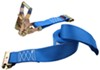 erickson tie down straps e-track strap with ratchet - 2 inch wide x 12' long 1 165 lbs