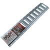 erickson e track  horizontal e-track - zinc plated steel 2 000 lbs 2' long qty 1