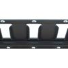 erickson e track e-track rails horizontal - zinc plated steel 2 000 lbs 2' long qty 1