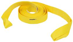 "Erickson Recovery Strap w/ Twisted Loop Ends - 2"" x 20' - 7,500 lbs Max Vehicle Weight"