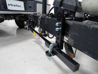 Sway Control Spring Arm Weight Distribution Hitch