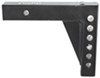 equal-i-zer accessories and parts weight distribution hitch fits 2 inch dist shank - 12 long 8 rise 4 drop 600 to 1 400 lbs tw