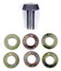 equal-i-zer accessories and parts  replacement spacer rivet washers for weight distribution head