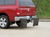Rock Tamers 24 Inch Wide Mud Flaps - ERT00108 on 2009 Dodge Ram Pickup