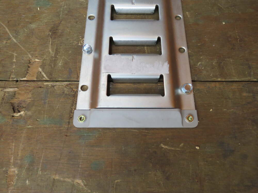 Building & Hardware Helpful 10 E Track Tie-down Rail End Cover Durable Black Plastic End Protector Cap