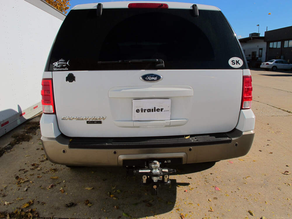 Ford Expedition Universal Installation Kit For Trailer