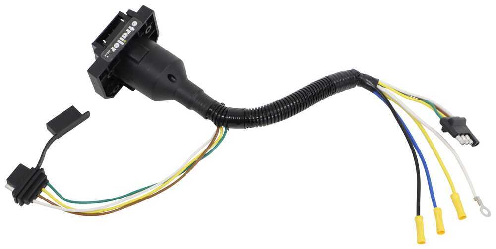 Universal Wiring Harness Sdway Cover on