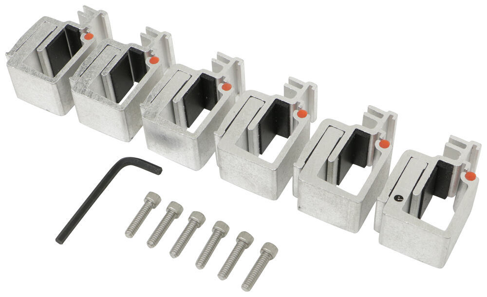 Replacement Clamps For Extang Blackmax Or Classic Platinum