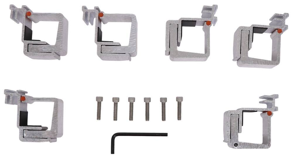 Accessories and Parts EX22000306 - Clamps - Extang