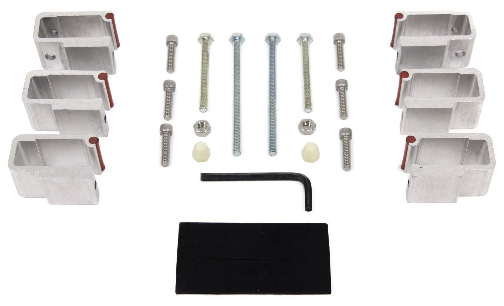 Replacement Clamps For Extang Revolution Soft Tonneau