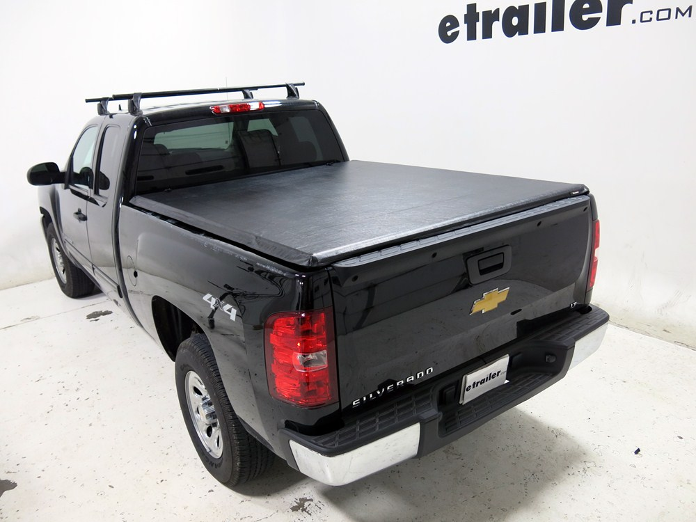 Tonneau Covers EX50650 - Top of Bed Rails - Covers Stake Pockets - Extang