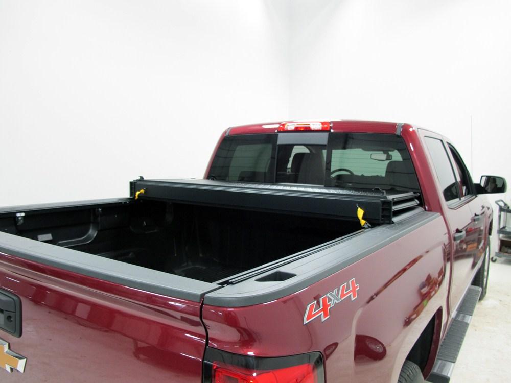 2015 Chevrolet Silverado 1500 Double Cab >> 2015 Chevrolet Silverado 1500 Tonneau Covers - Extang