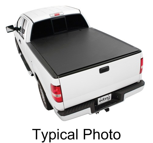 Tonneau Covers EX54650 - Top of Bed Rails - Covers Stake Pockets - Extang