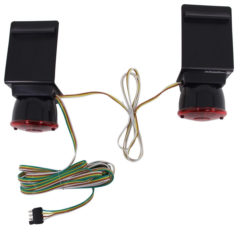 compare e z mount tow light vs heavy duty magnetic etrailer com rh etrailer com Honda Pilot Tow Wiring Harness 7 Pin Tow Wiring Diagram