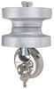 Blaylock EZ Lock Trailer Coupler Lock for Lunette Ring Couplers - Aluminum Keyed Alike BLTL-60-40D