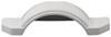 F008572 - White Fulton Trailer Fenders