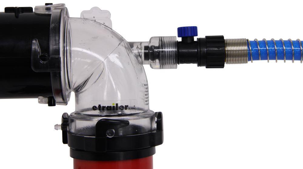Valterra RV Hydroflush - 90-Degree Valterra RV Plumbing