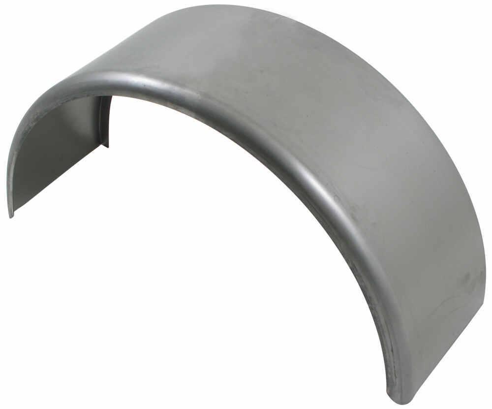 I 69 Trailer Fenders : Single axle trailer fender gauge steel quot to
