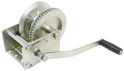 Fulton High-Performance Brake Winch - Cable Only - 1,500 lbs