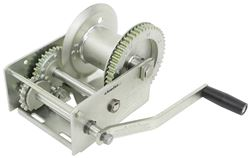 Fulton High-Performance Brake Winch - Cable Only - 2,500 lbs